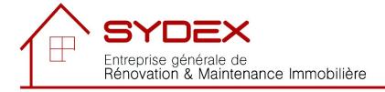 Sydex Rénovation Grenoble